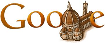 Google Logo: XIII Culture Week in Italia