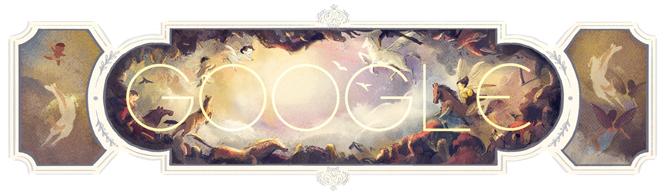 318° anniversario della nascita di Giambattista Tiepolo - Giambattista Tiepolo's 318th Birthday : Italy