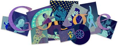 Freddie Mercury's 65th Birthday