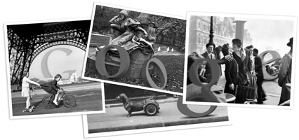 100° anniversario della nascita di Robert Doisneau