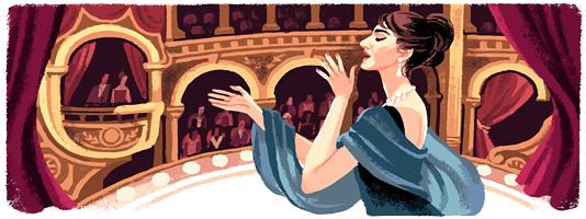 90° anniversario della nascita di Maria Callas