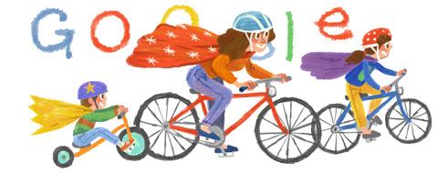 Festa della Mamma (Doodle Google)