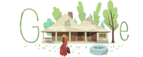 Miles Franklin Doodle Google