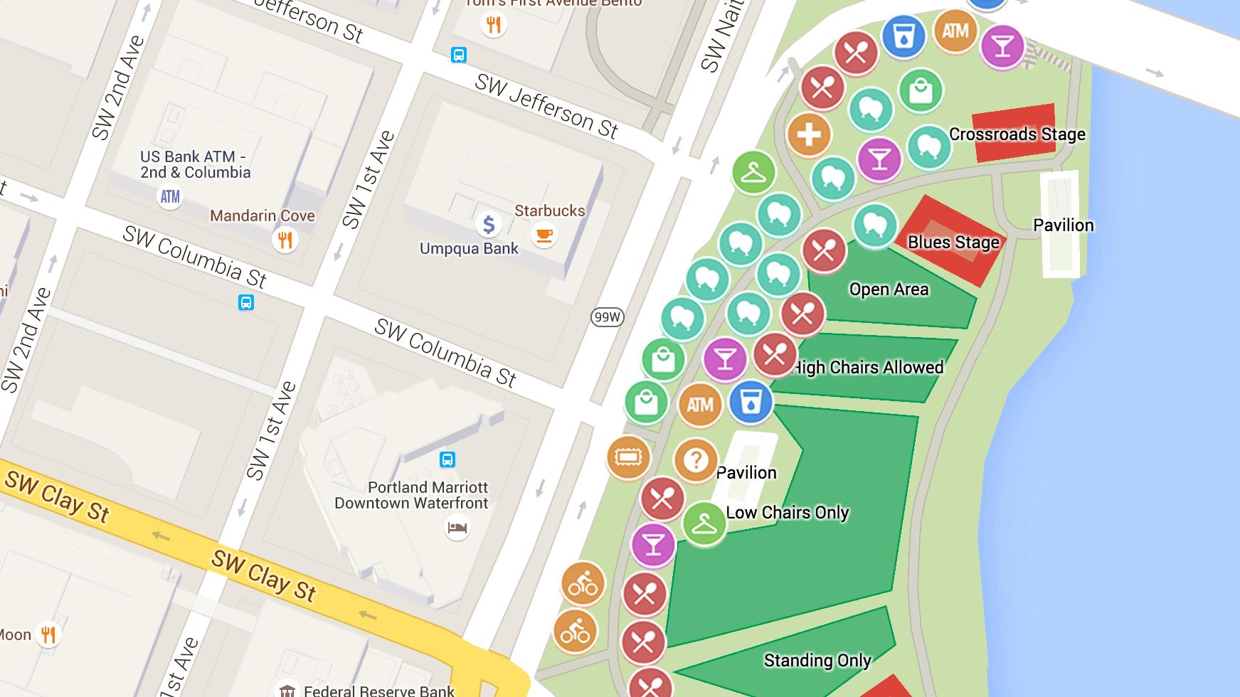 My maps informazioni google maps for Planimetrie personalizzate