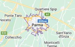 Mappa di: Parma