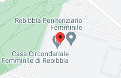 Mappa di: Casa Circondariale Femminile di Rebibbia