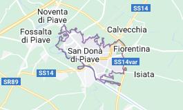 Mappa di: San Donà di Piave