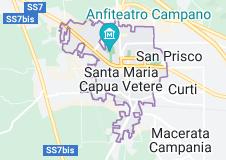 Mappa di: Santa Maria Capua Vetere Italia
