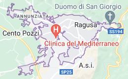 Mappa di: Ragusa