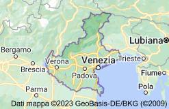 Mappa di: Veneto