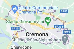 Mappa di: Cremona