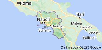 Mappa di: Campania