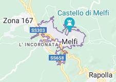 Mappa di: Melfi Italia