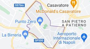 Mappa di: Secondigliano