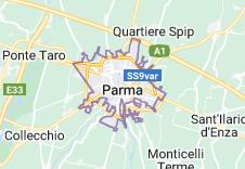 Mappa di: Parma Italia