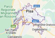 Mappa di: Pisa Italia