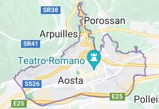 Mappa di: Aosta Italia