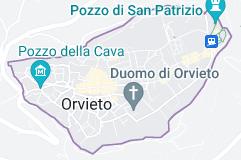 Mappa di: Orvieto Italia
