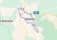 Mappa di: Matera